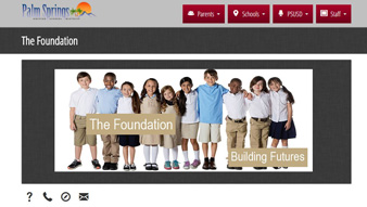 The Foundation - PSUSD