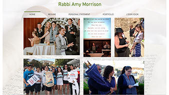 Rabbi Amy Morrison